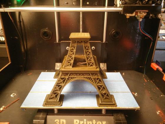 "Eiffelturm: Fertiges Modell noch ""grob"""